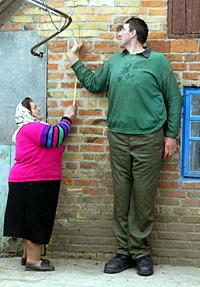 اطول رجل في العالم 5g